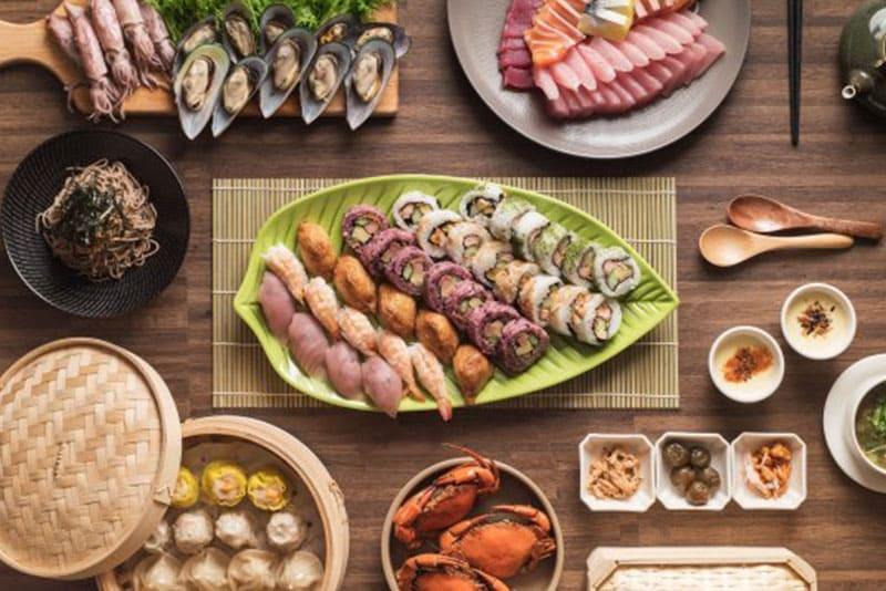 謝師宴餐廳推薦:漢來美食 漢來海港餐廳預約、聚餐
