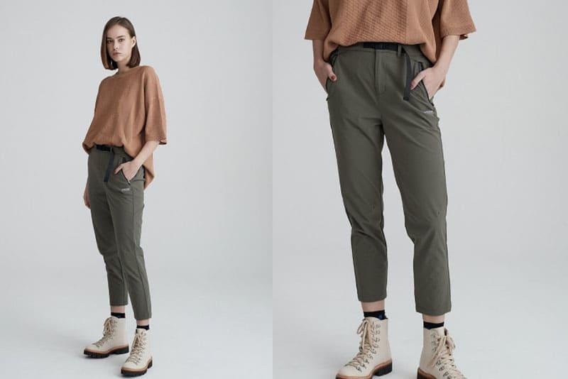 登山服裝推薦:防潑水登山褲