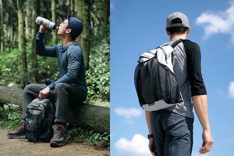 登山裝備推薦:輕量快收攻頂背包