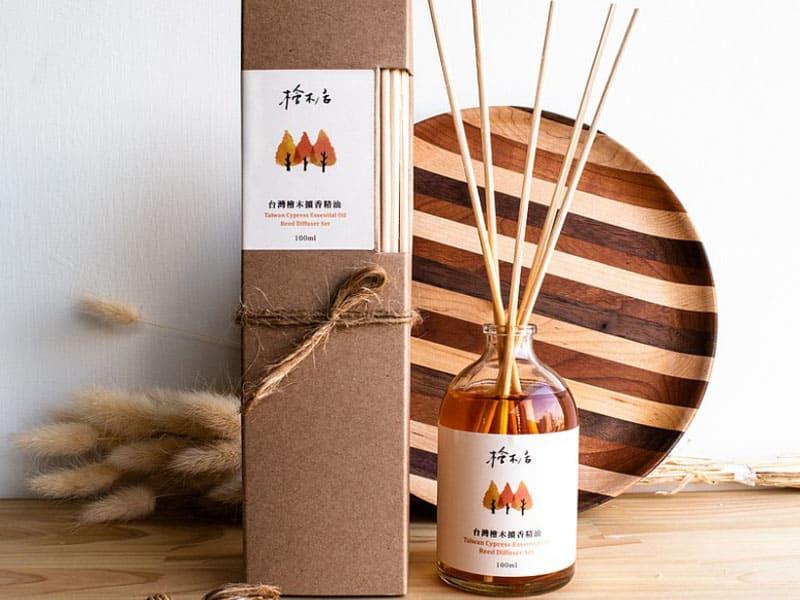 夏季擴香瓶推薦-檜木-檜木居