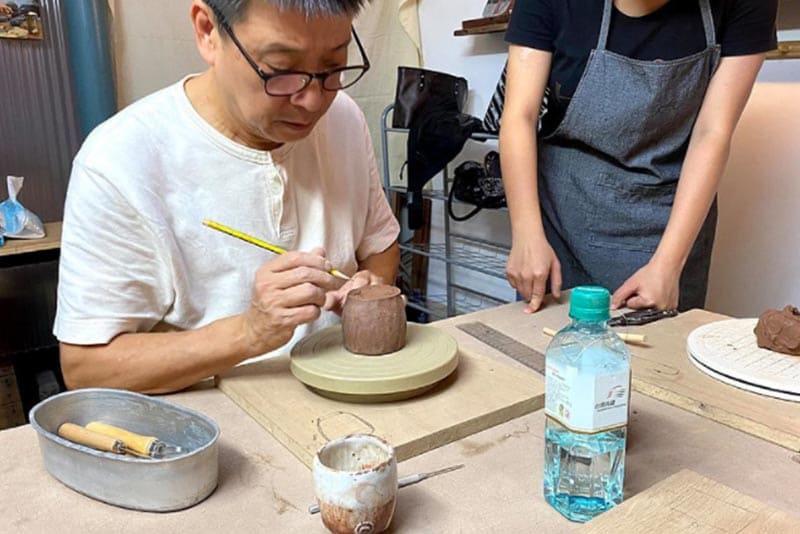 台北陶藝教室推薦:慢慢生活美