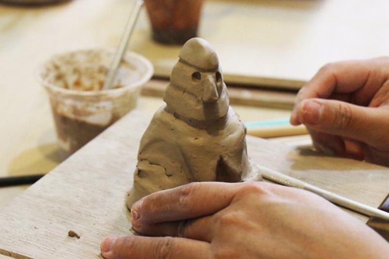 台南陶藝教室推薦:敲敲陶藝工作室