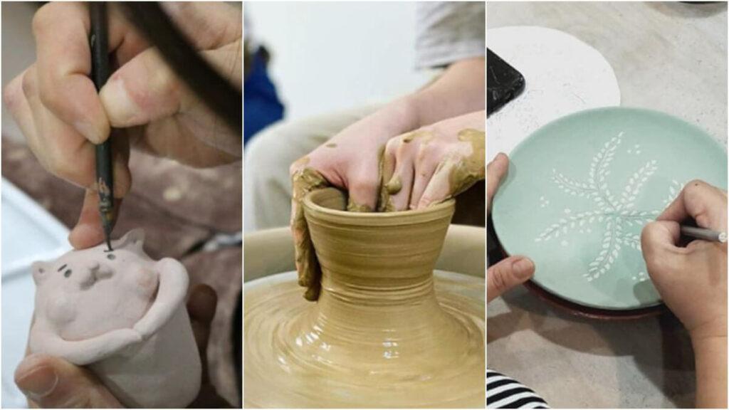全台陶藝教室課程推薦
