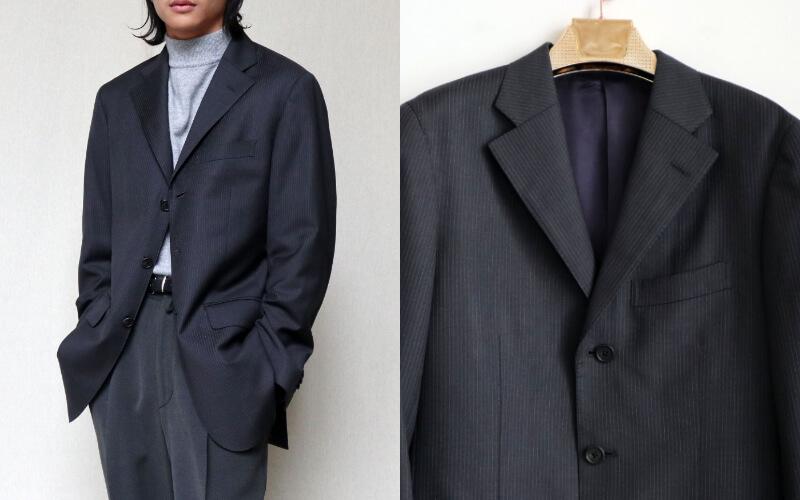 男生婚禮穿搭:基本款 深色西裝外套