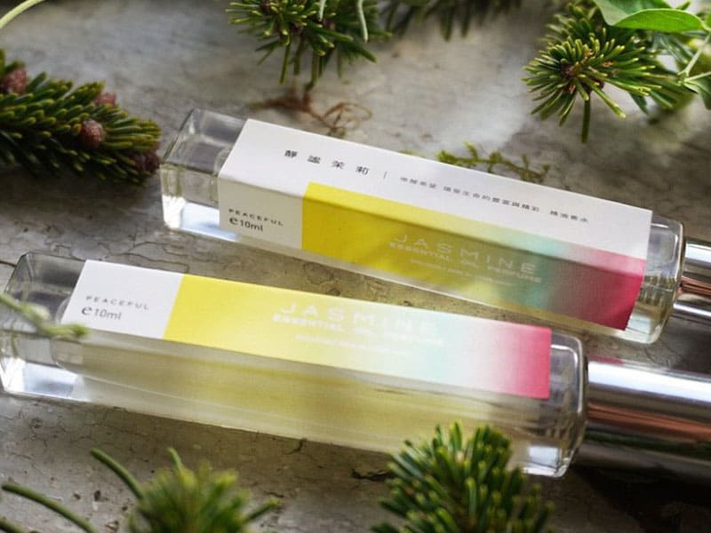 2021平價香水推薦:靜謐茉莉精油香水