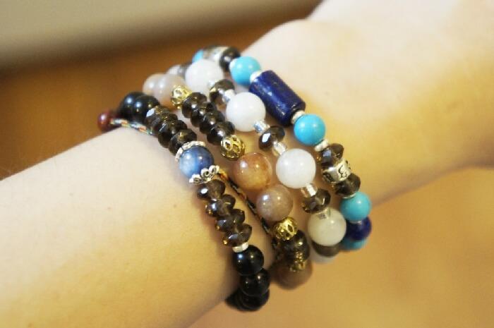 配戴水晶的注意事項:可以跟手錶一起戴嗎?