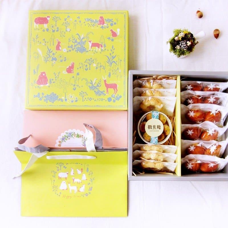西式甜點中秋禮盒
