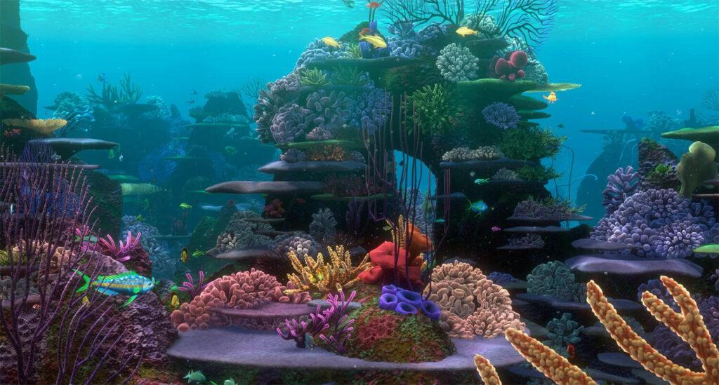 皮克斯動畫:海底總動員桌布