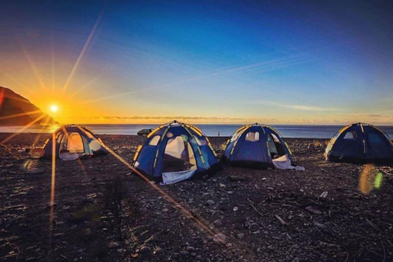宜蘭露營地點:東澳星光野營體驗