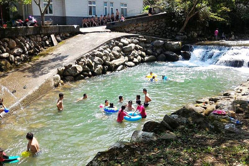 新北露營地點:長青谷大自然園區