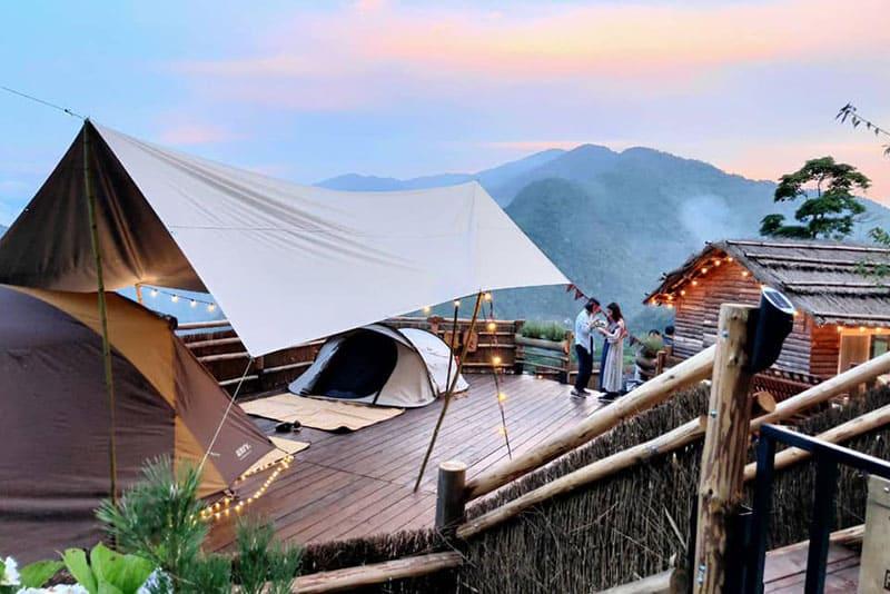 新竹露營地點:遇見嵨ㄨˇ繞