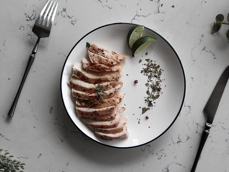 方便烹飪的低卡食材-舒肥嫩雞胸肉