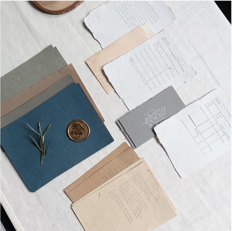 用手帳素材包拼貼手帳設計