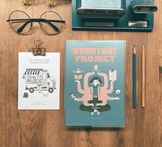 使用子彈筆記的好處很多,可以幫助我們快速管理生活與工作