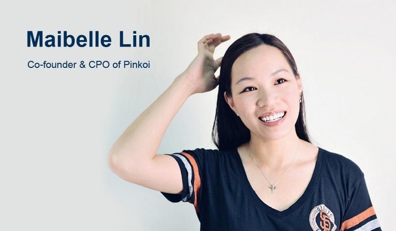 Pinkoi-十週年-pantone-Pinkoi 產品長兼共同創辦人 Maibelle Lin