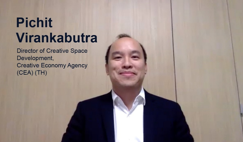 Pinkoi-十週年-pantone-泰國-Creative-Economy-Agency創意空間開發總監-Pichit-Virankabutra