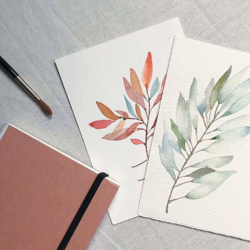 如何分辨、挑選水彩紙