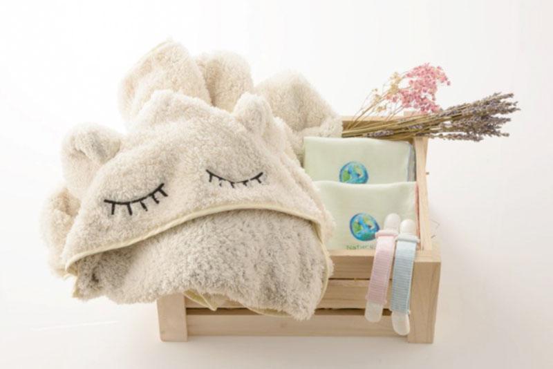 親親。寶貝新生兒彌月禮盒