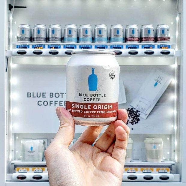 藍瓶 blue bottle coffee 罐裝咖啡