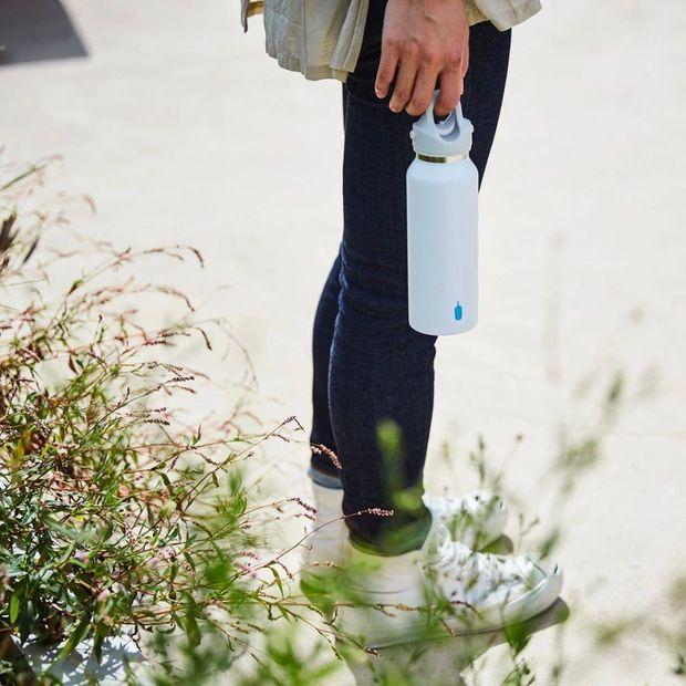 藍瓶 blue bottle coffee 保溫瓶