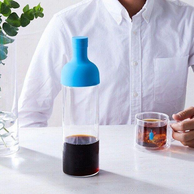 藍瓶 blue bottle coffee 雙層馬克杯