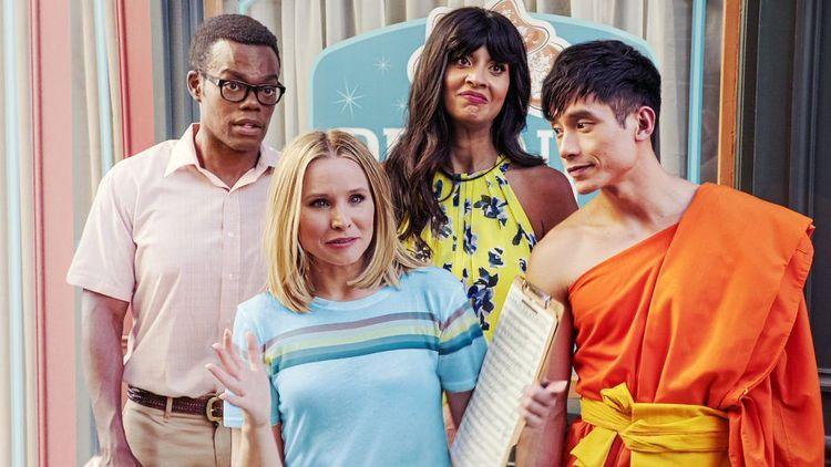 Netflix 喜劇推薦 7.《良善之地》