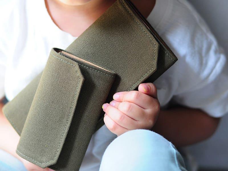 綠色系皮夾可幫助開拓財源