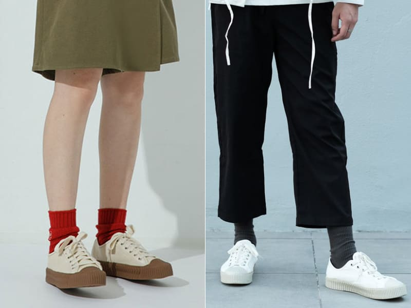 餅乾鞋搭襪子