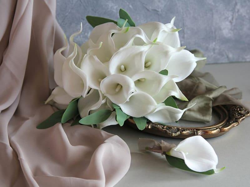 價格千元至三千元的新娘捧花