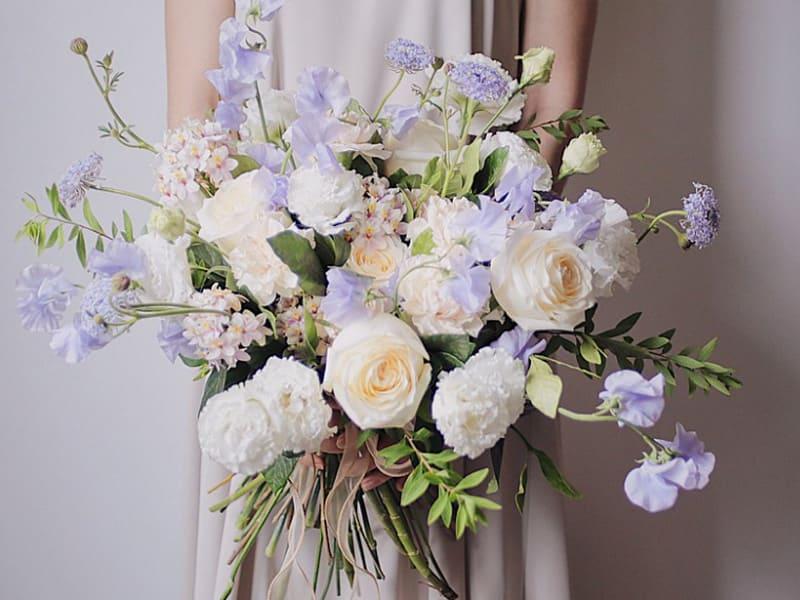 價格三千元以上的新娘捧花