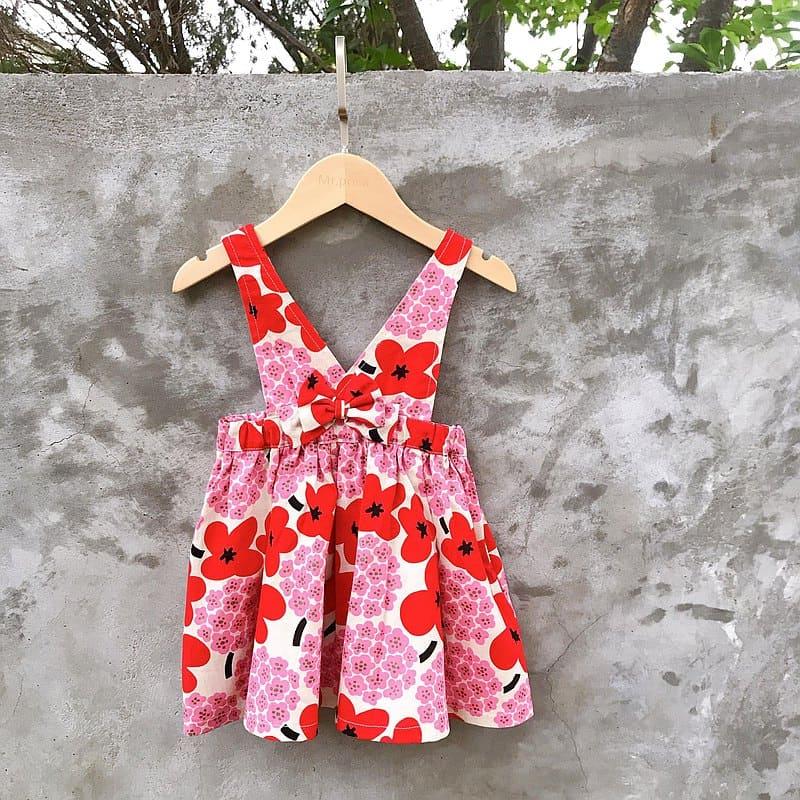 吊帶裙適合童裝尺碼90-120