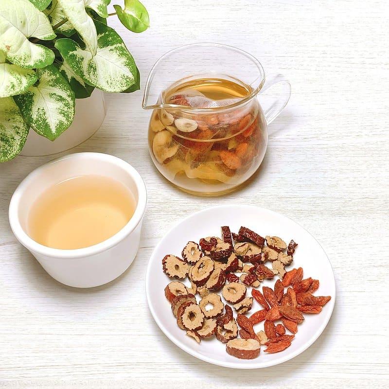 紅棗枸杞茶